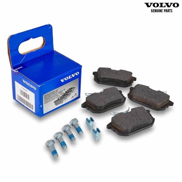 Original Volvo V40 Bremsbeläge Hinterachse 31262468 - mit Verpackung