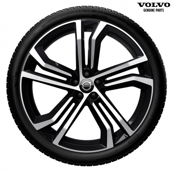 Original Volvo S90/V90 (2017-) Winterradsatz 5-Doppelspeichen-Design 32333185